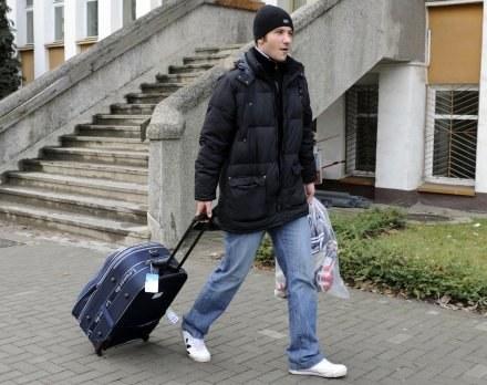 Radosław Janukiewicz. Fot. Krystyna Pączkowska /Agencja Przegląd Sportowy