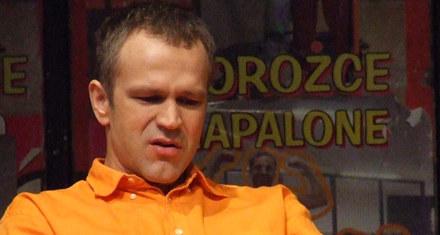 Radosław Pazura/ Fot.Wojciech Walder /MWMedia