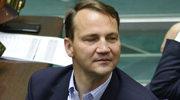 Radosław Sikorski krytykuje Wielką Brytanię