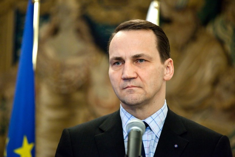 Radosław Sikorski /KAROL SEREWIS /East News