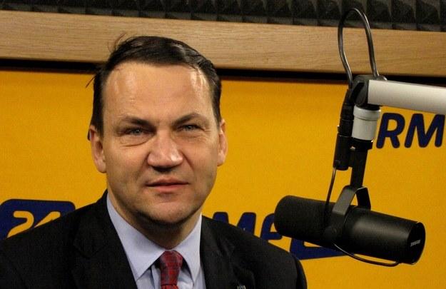 Radosław Sikorski /RMF