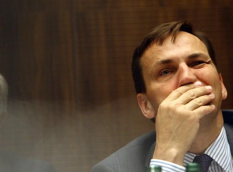 Radosław Sikorski /Łukasz Ostalski /Reporter