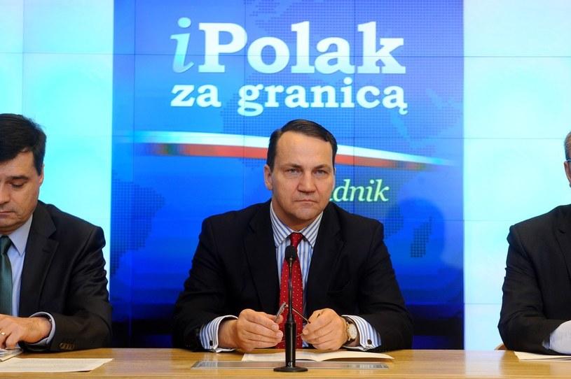 Radosław Sikorski /Mateusz Jagielski /East News