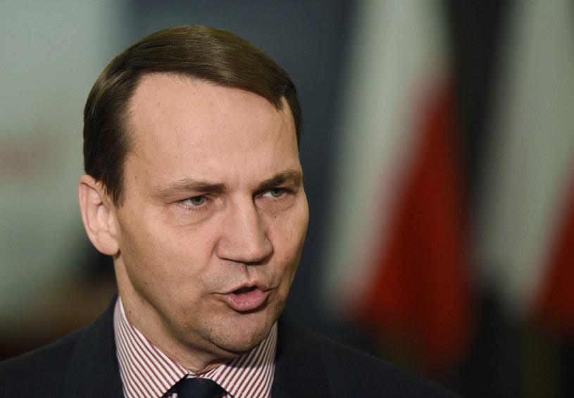 Radosław Sikorski /Radek Pietruszka /PAP