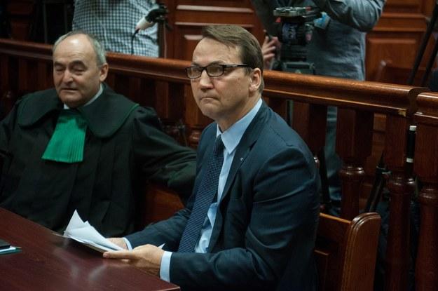 Radosław Sikorski /Witold Rozbicki /East News