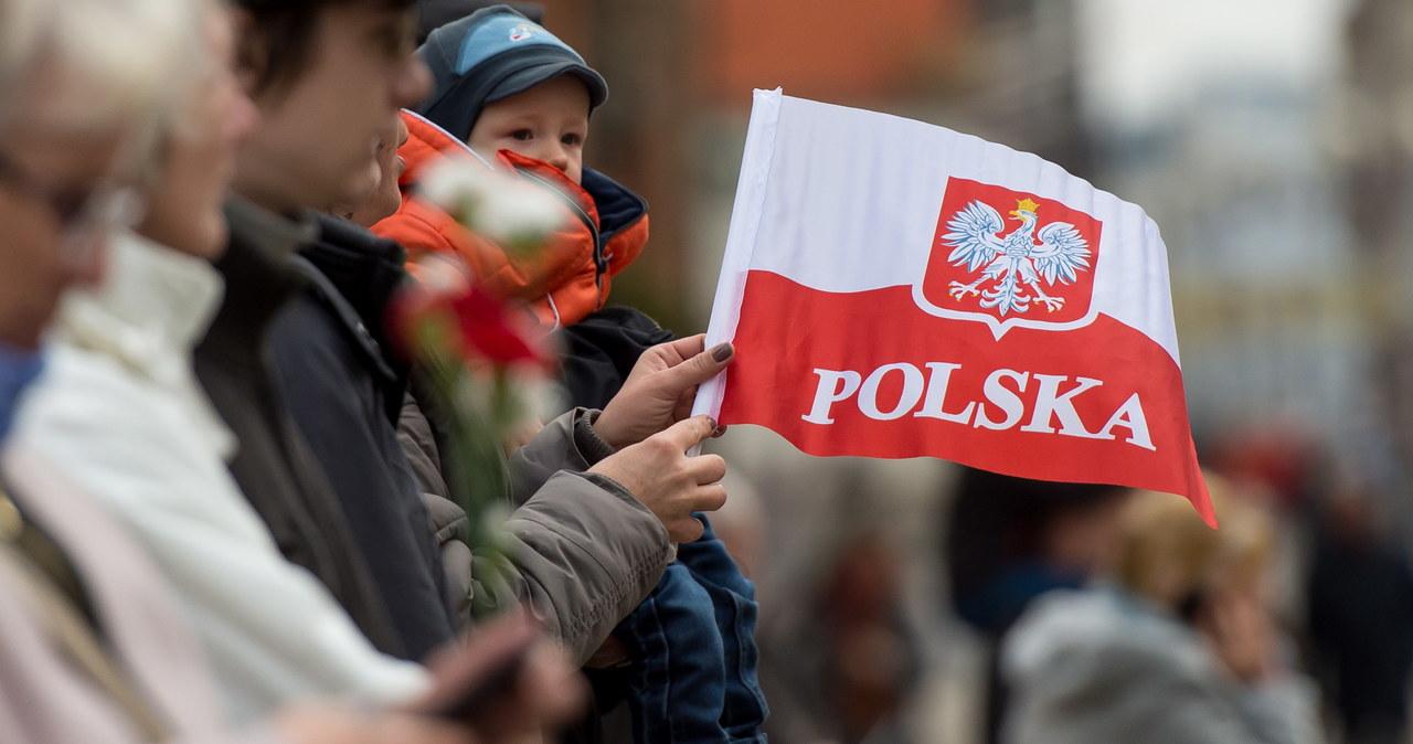 Radosna parada niepodległości we Wrocławiu