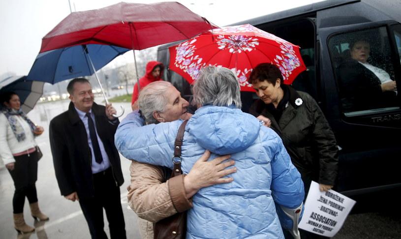 Radovan Karadżić winny zbrodni ludobójstwa w Srebrenicy /Dado Ruvic /Reuters