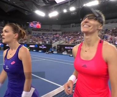 Radwańska przegrała z Lucić-Baroni w Australian Open. Wideo