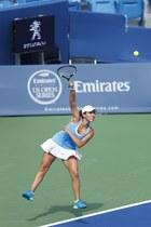 Radwańska z Amerykanką Pegulą na otwarcie US Open