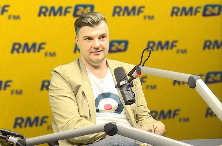 Raf Uzar /Karolina Bereza /RMF FM