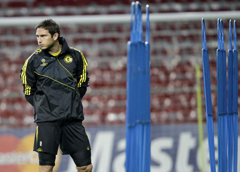 Rafael Benitez nie chce Franka Lamparda w Chelsea Londyn /AFP