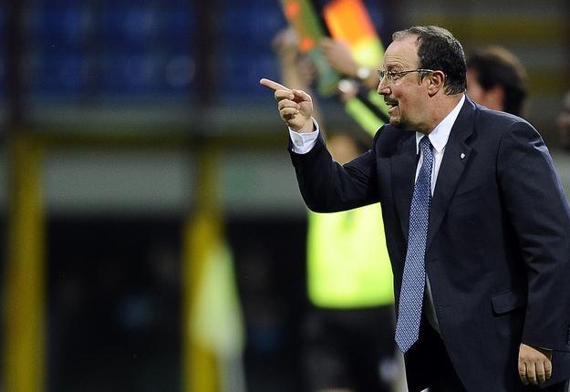 Rafael Benitez straci posadę trenera Interu Mediolan? /AFP