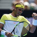 Rafael Nadal najbardziej rozpoznawalnym sportowcem w Hiszpanii