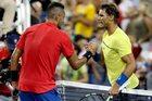 Rafael Nadal odpadł w ćwierćfinale turnieju w Cincinnati