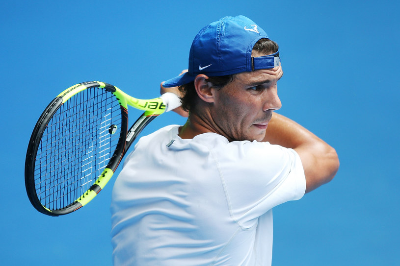 Rafael Nadal /Michael Dodge /Getty Images