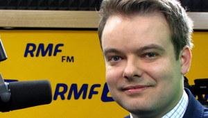Rafał Bochenek w RMF: Relacje premier-prezes PiS są bardzo dobre