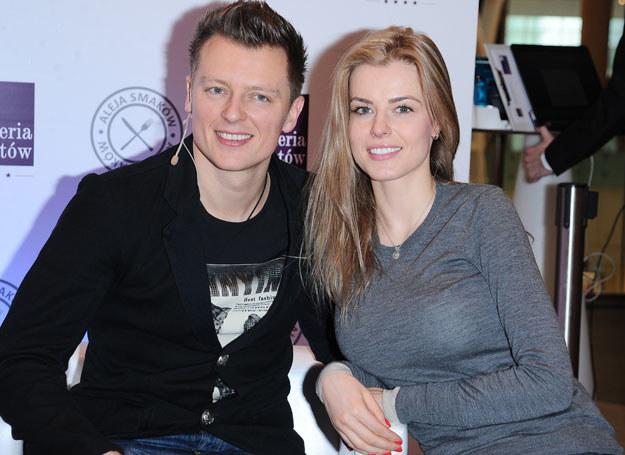 Rafał i Ania /Andras Szilagyi /MWMedia