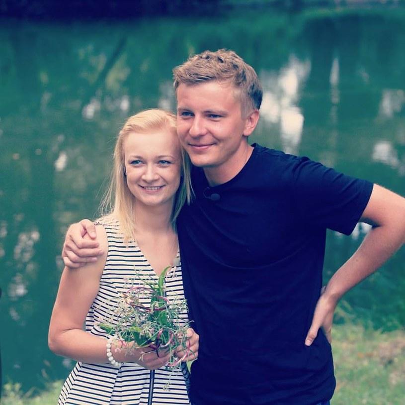 Rafał i Justyna - jak im się ułoży? /Facebook
