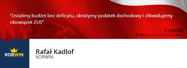 Rafał Kadlof /INTERIA.PL