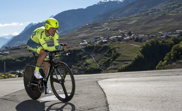 Rafał Majka będzie liderem ekipy w wyścigu Giro d'Italia