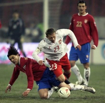 Rafał Murawski zadebiutował w Rubinie Kazań. /AFP