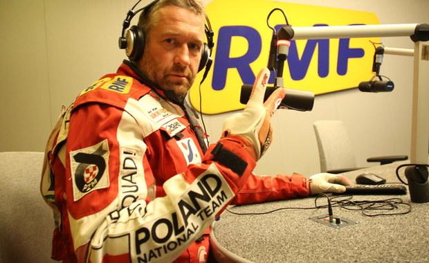 Rafał Sonik: Ciągle są sfery, w których mogę się poprawić