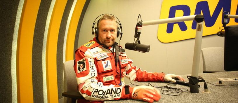 Rafał Sonik /Jacek Tomkowicz /RMF FM