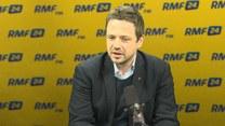 Rafał Trzaskowski w Porannej rozmowie w RMF FM