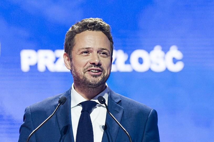 Rafał Trzaskowski /Wojciech Stróżyk /Reporter