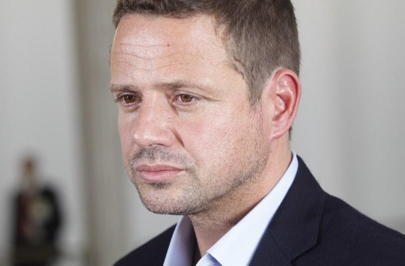 Rafał Trzaskowski /Stefan Maszewski /Reporter