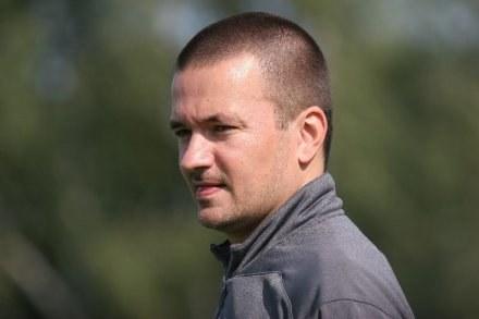 Rafał Ulatowski będzie nieobecny na najbliższych treningach GKS /ASInfo