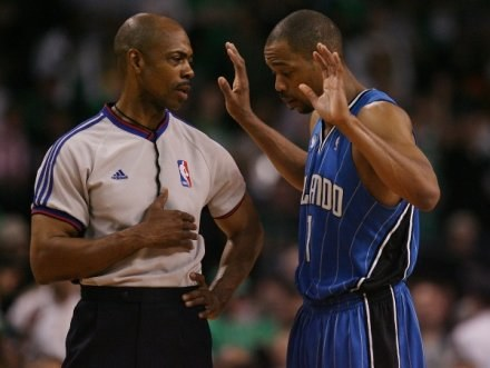 Rafer Alston został zawieszony na jeden mecz przez władze NBA /AFP