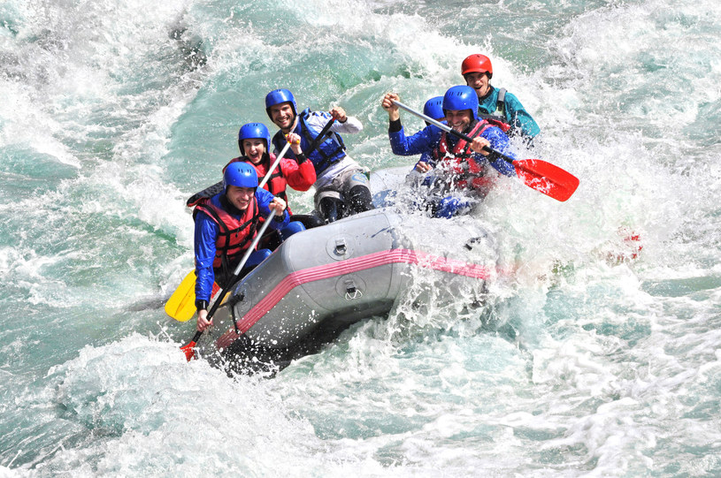 Rafting /©123RF/PICSEL