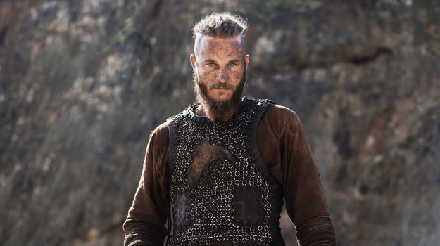 Ragnar Lothbrok (Travis Fimmel) /materiały prasowe