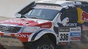 Rajd Dakar: Adam Małysz 19. po czterech etapach