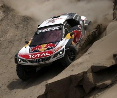 Rajd Dakar: Loeb wygrał czwarty etap, wypadek Sunderlanda