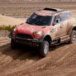 Rajd Dakar: Przygoński w czołówce, etap wygrał Peterhansel
