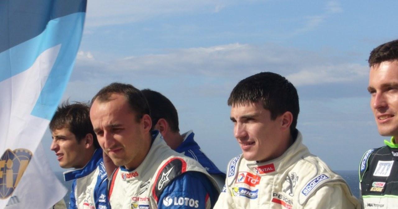 Rajd Korsyki: Kubica stracił prowadzenie na 5. odcinku