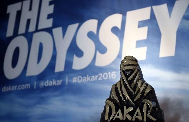 Rajdem Dakar zainteresowała się TV Republika... Ciekawe czy ma to coś wspólnego z Orlenem, który sponsoruje polskich zawodników /AFP