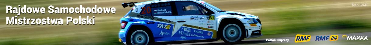 Rajdowe Samochodowe Mistrzostwa Polski