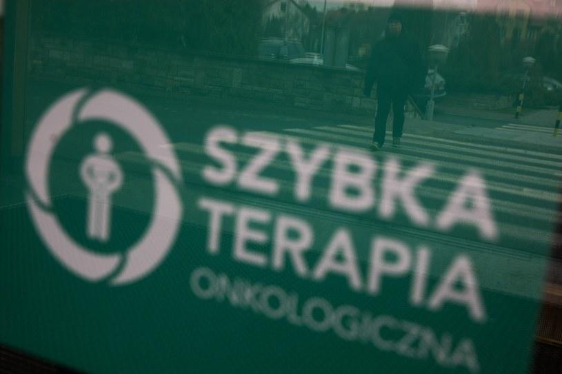 Rak staje się głównym zabójcą ludzi w XXI wieku /Michał Dyjuk /Reporter