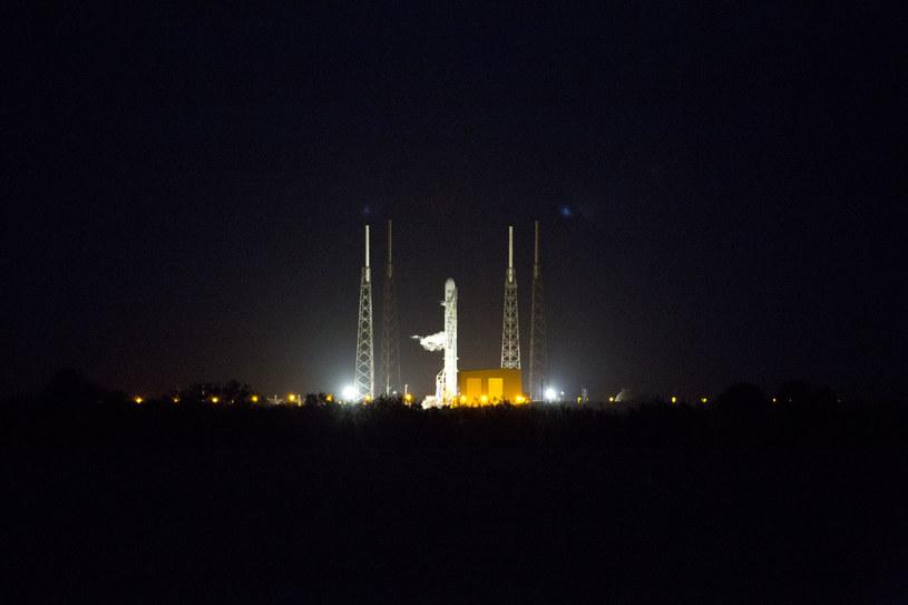 Rakieta Falcon 9 wystartowała w kierunku orbity geostacjonarnej /materiały prasowe