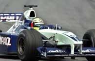 Ralf Schumacher wygrał w Malezji swoje czwarte GP