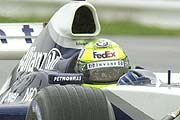 Ralf Schumacher /INTERIA.PL