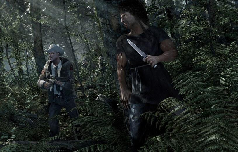 Rambo: The Video Game /materiały prasowe