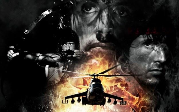 Rambo /materiały prasowe