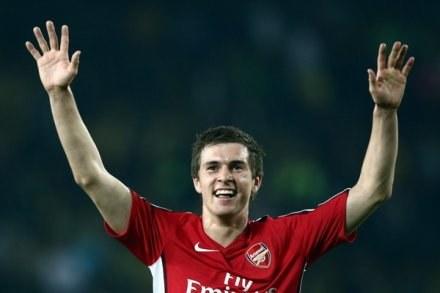 Ramsey dostanie szansę w meczu z Valencią /AFP