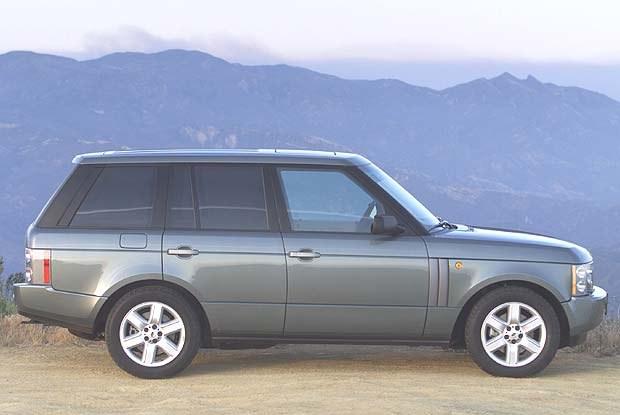 Range Rover 2003 (kliknij) /INTERIA.PL