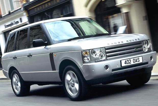 Range Rover Autobiography Edition (kliknij) /INTERIA.PL