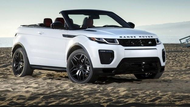 Range Rover Evoque Convertible /Land Rover